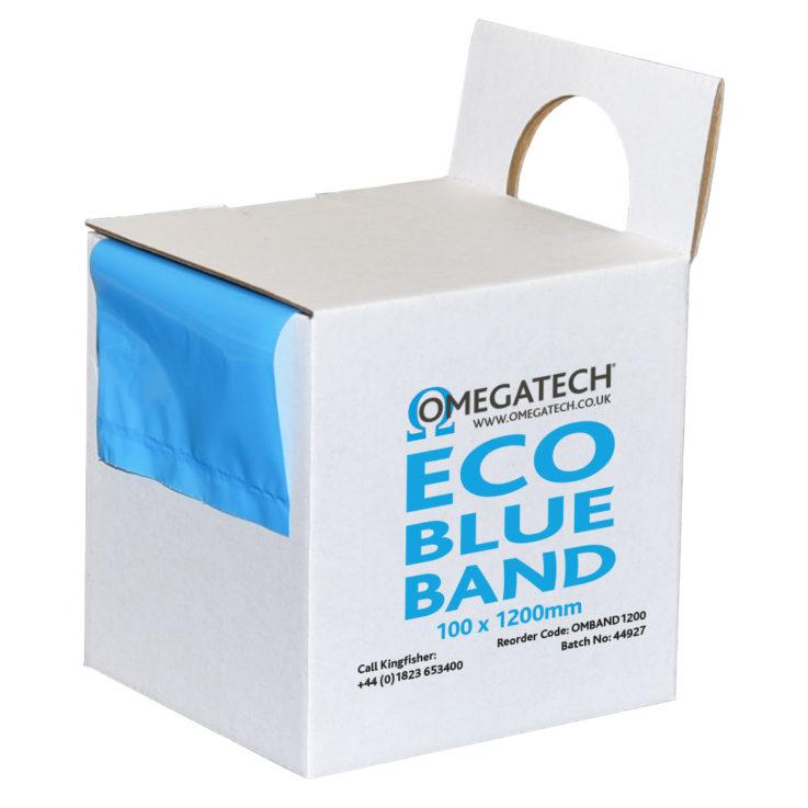 Eco Blue Band pallet bands