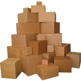 Boxes & Cardboard Products