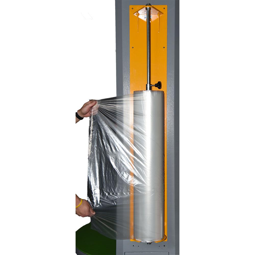 Omegatech Pallet Top Sheet Dispenser