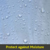 Omegatech Top Sheets Guard against Moisture