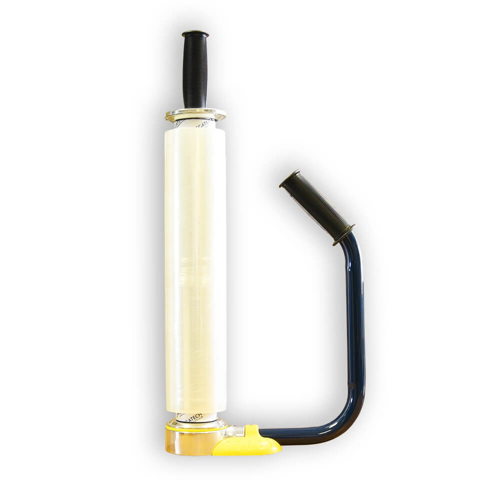 The Premium Universal Pallet Wrap Dispenser