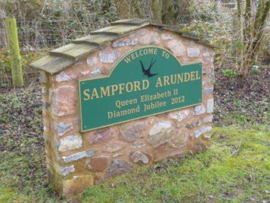 Sampford Arundel