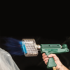 Shrink Gun In Use