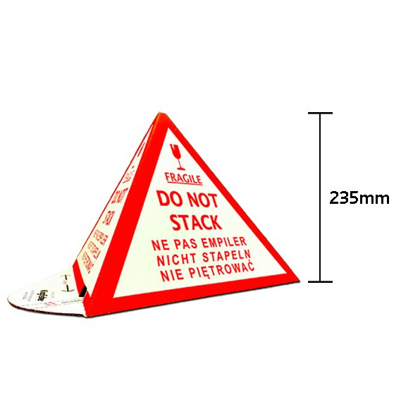 Do not stack cones specifications