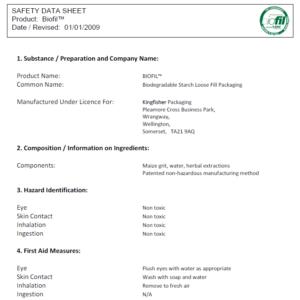 BioFil Data Sheet