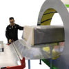 Neleo 160 Spiral Wrapping Machine
