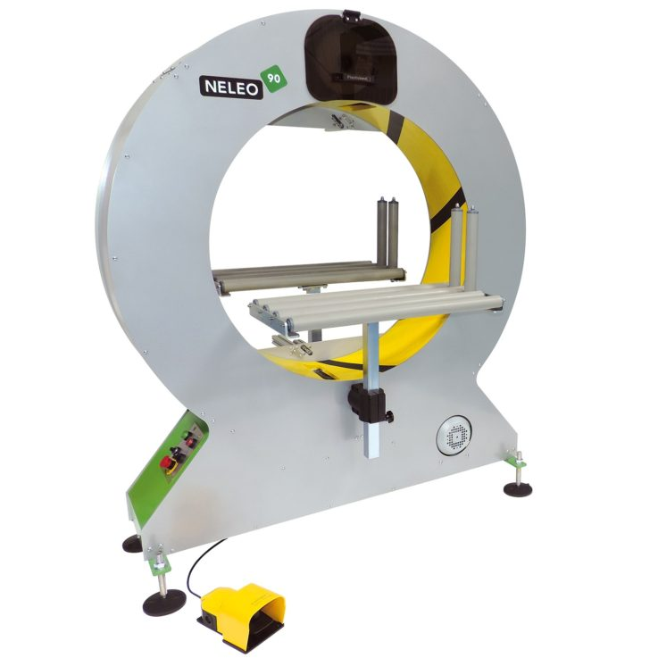Neleo 90 Spiral Wrapping Machine