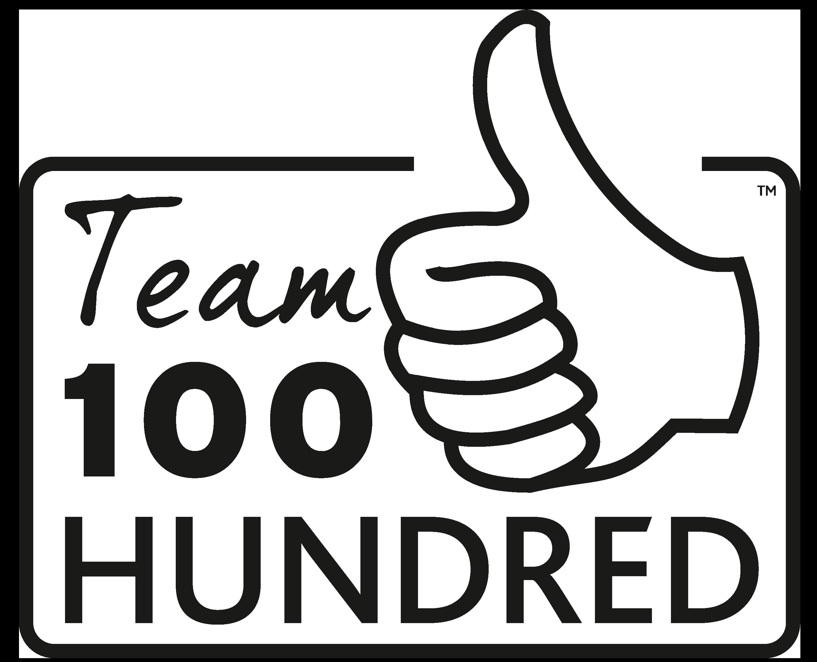 100 100 Logo