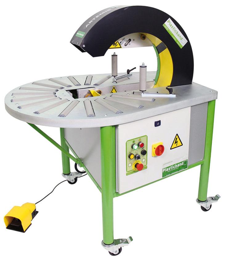 Artemis 50 Spiral Wrapping Machine