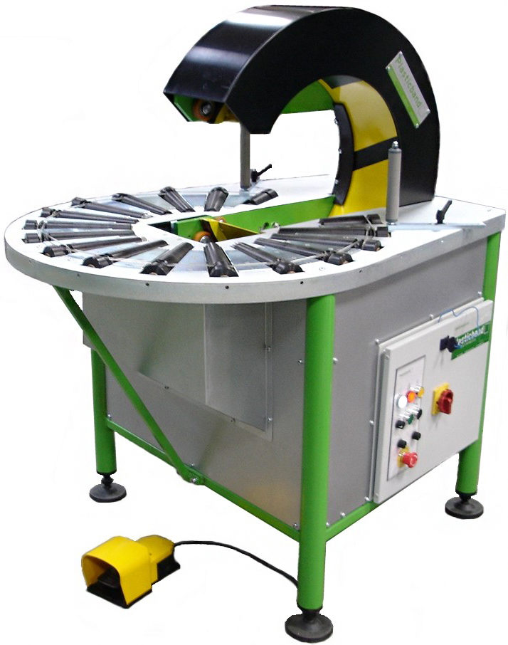 Artemis 50 Fully Auto Spiral Wrapping Machine