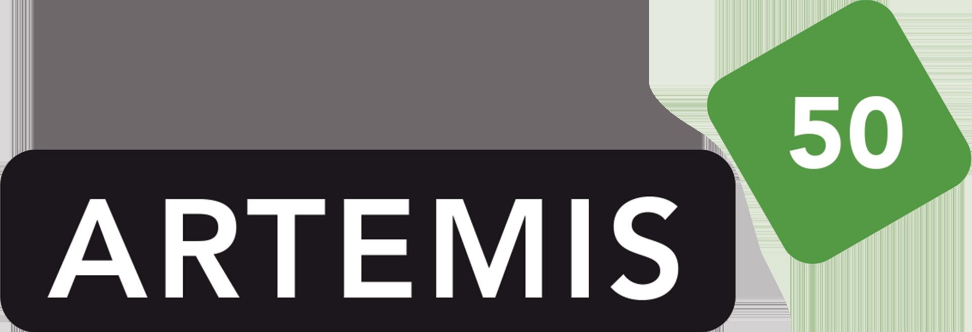 Artemis 50 Logo