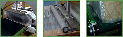 Atis 125 Orbital Wrapping Machines