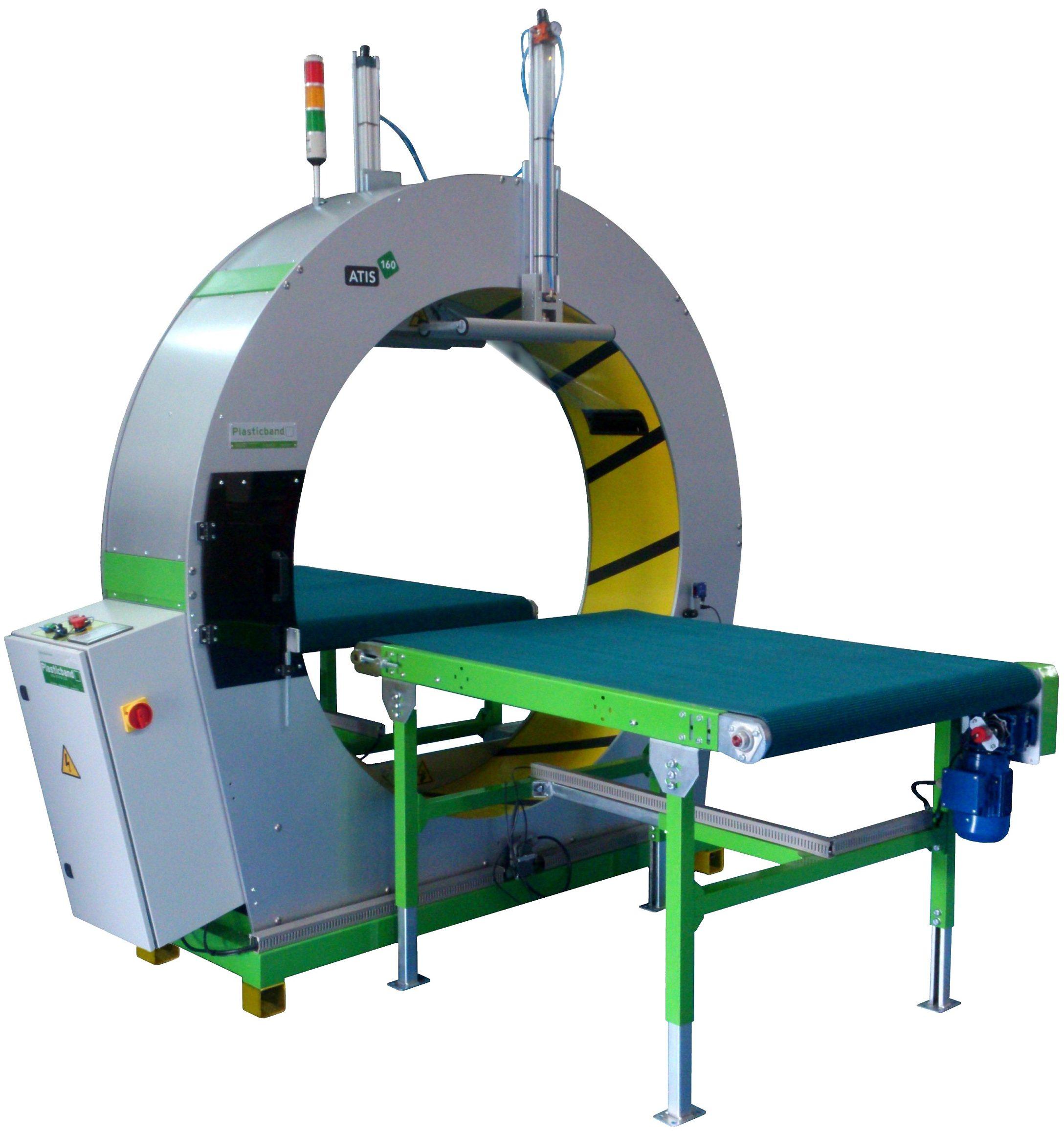 Atis 160 Spiral Wrapping Machine
