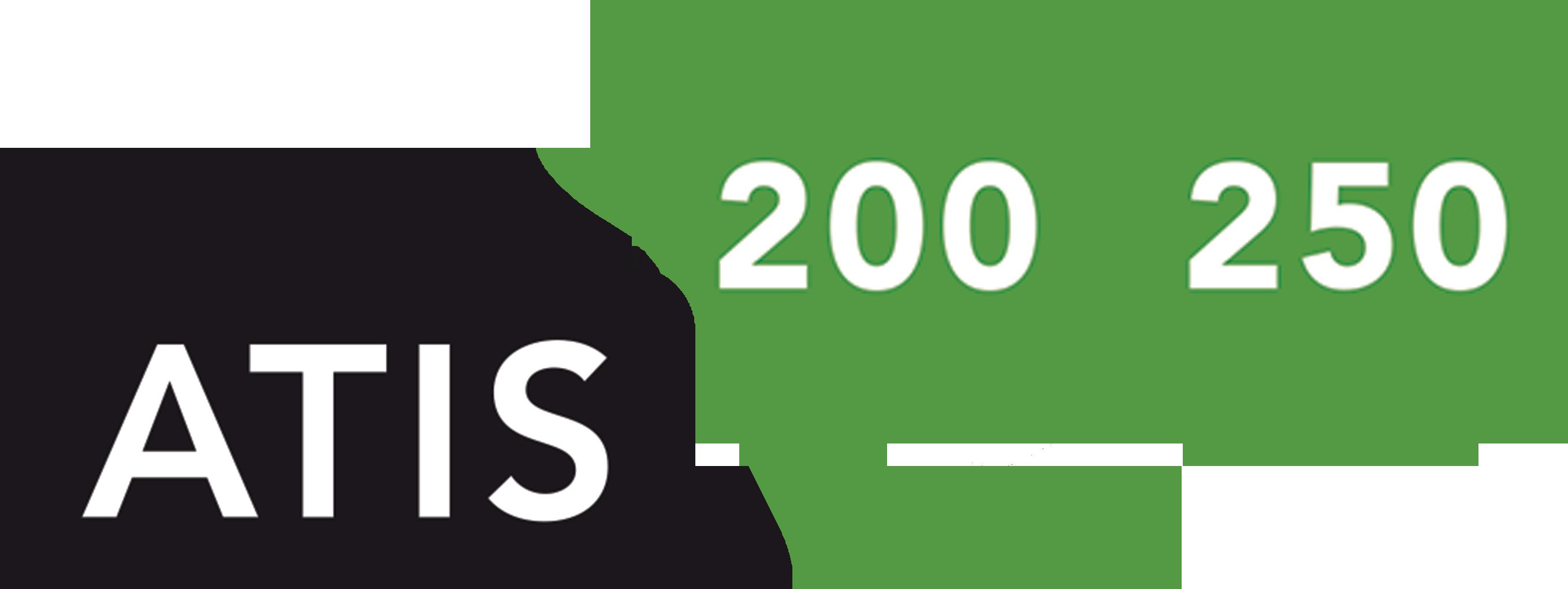 Atis 200 & 250 Logo