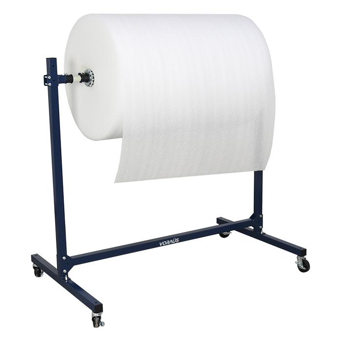 1000mm Single Roll Dispenser for Cardboard, Paper, Bubble, Foam & Poly