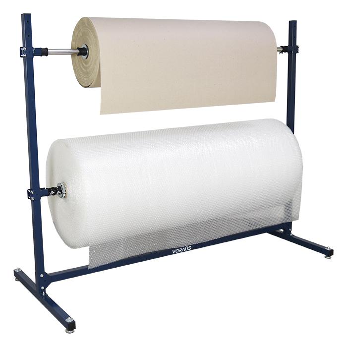 1500mm Double Roll Dispenser for Cardboard, Paper, Bubble, Foam & Poly