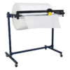 VORAÜS. Roll Dispenser Stand with Cutter for Foam & Bubble - VOR20
