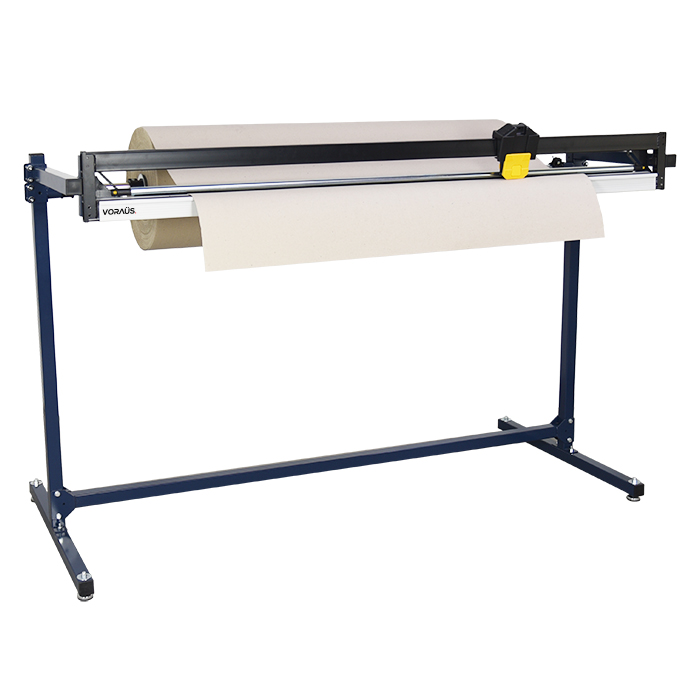 1500mm Single Roll Dispenser with Cutter for Cardboard & Paper