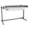VORAÜS. Roll Dispenser Stand with Cutter for Paper & Cardboard - VOR35