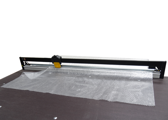 1500mm Bench Mounted Cutter for Bubble, Foam & Poly