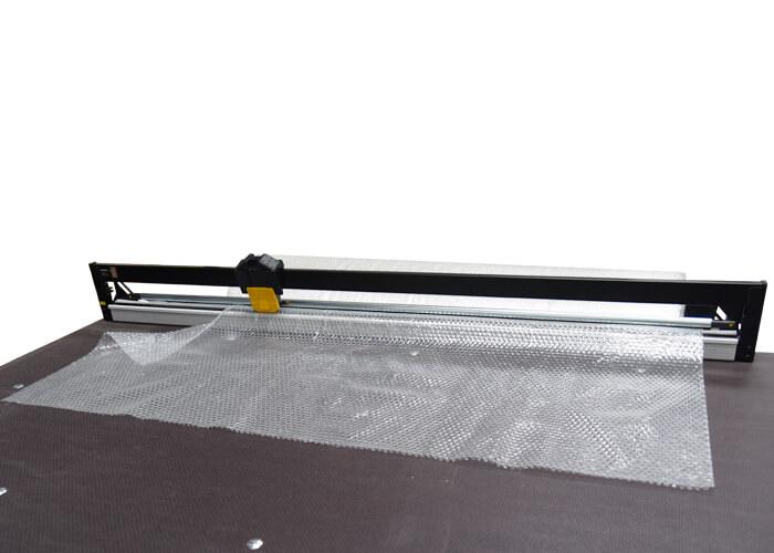 VORAÜS. Bench Mounted Cutter for Foam, Bubble & Poly - VOR55