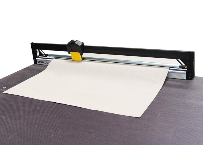VORAÜS. Bench Mounted Cutter for Paper & Cardboard - VOR60