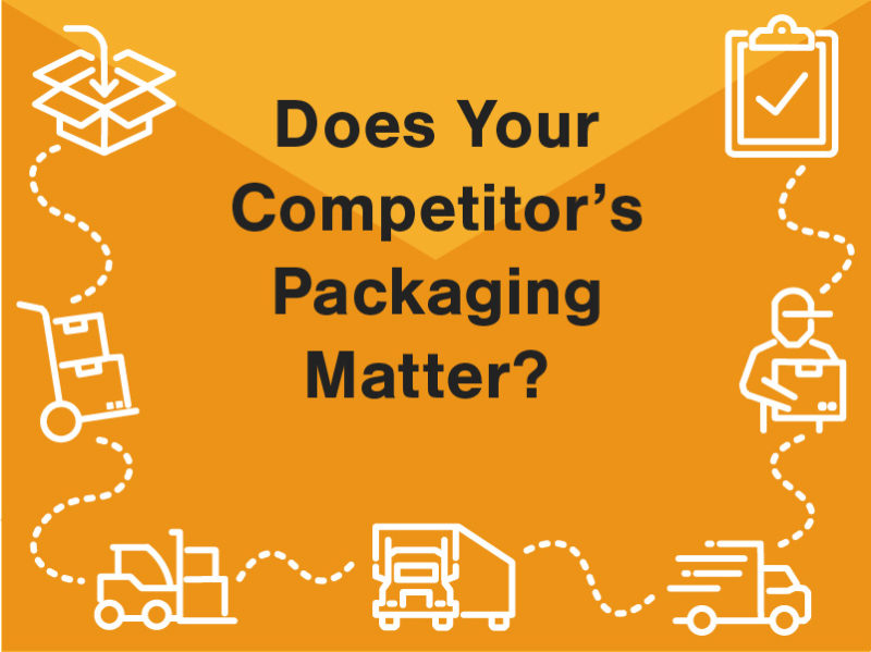 Does your competitor's packaging matter
