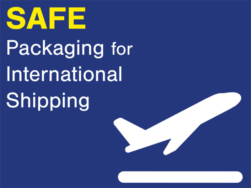 Kingfisher Packaging - Safe packaging for international shipping