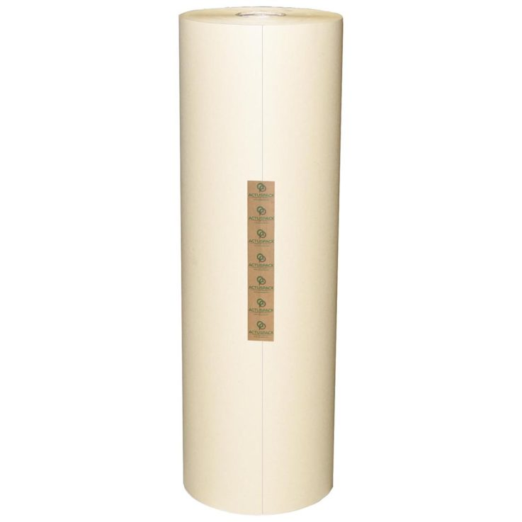 Actuspack Hi-Bulk Soft Off-White Crumpler Paper