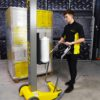 Omegatech Dart Manual Mobile Pallet Stretch Wrapping Machine 6