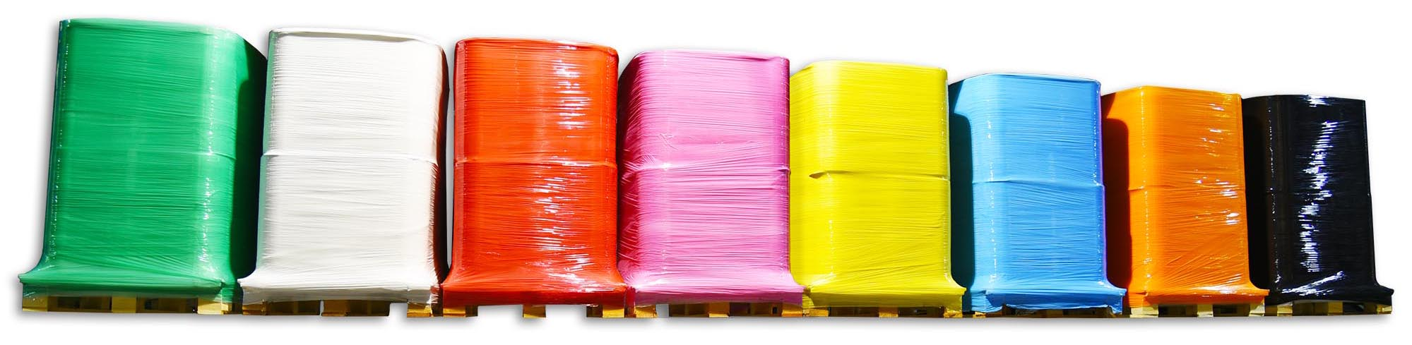 https://kingfisherpackaging.com/wp-content/uploads/2019/04/Coloured-Pallet-wrap-on-pallets-2-1.jpg