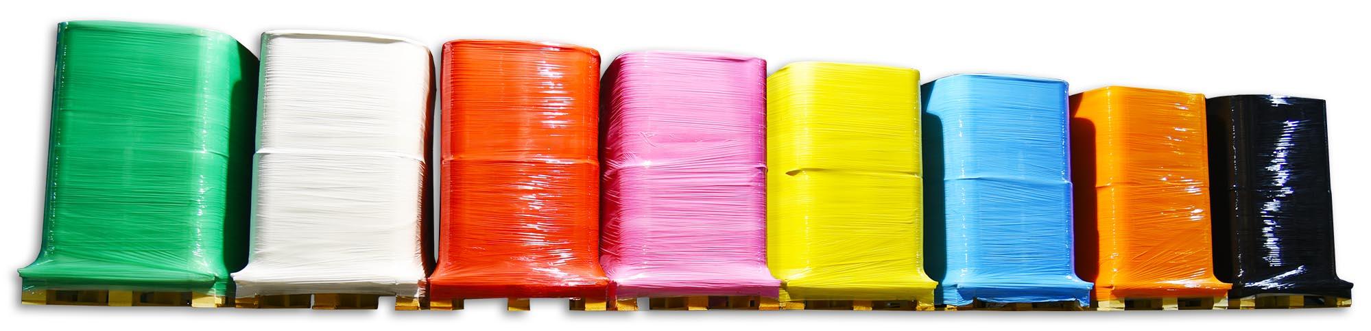 Xtreme 25 Identi-Film Coloured Pallet Wrap