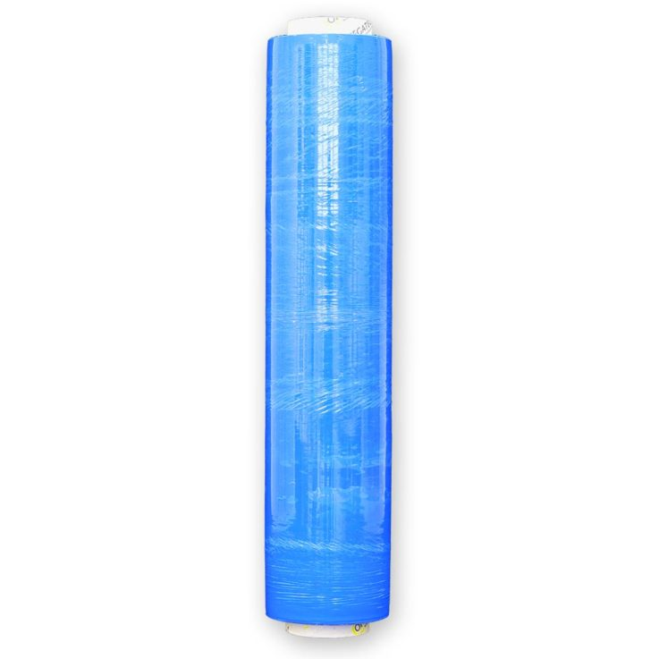 Xtreme 25 Identi-Film Coloured Pallet Wrap Blue