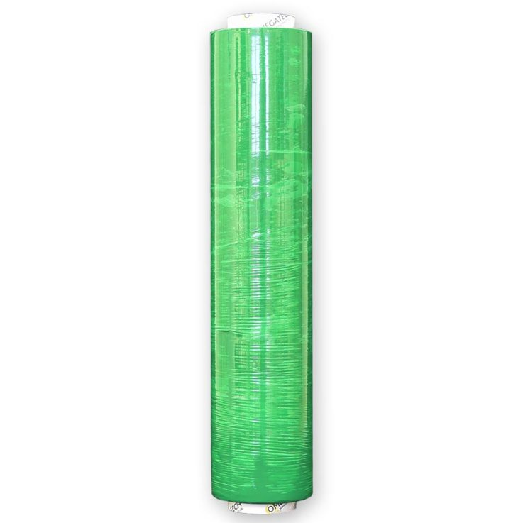 Xtreme 25 Identi-Film Coloured Pallet Wrap Green