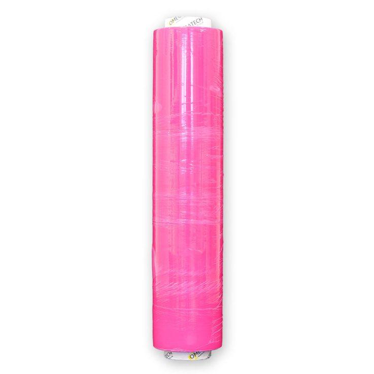 Xtreme 25 Identi-Film Coloured Pallet Wrap Pink