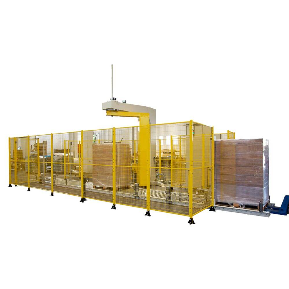 Automated Pallet Wrapping Systems 1