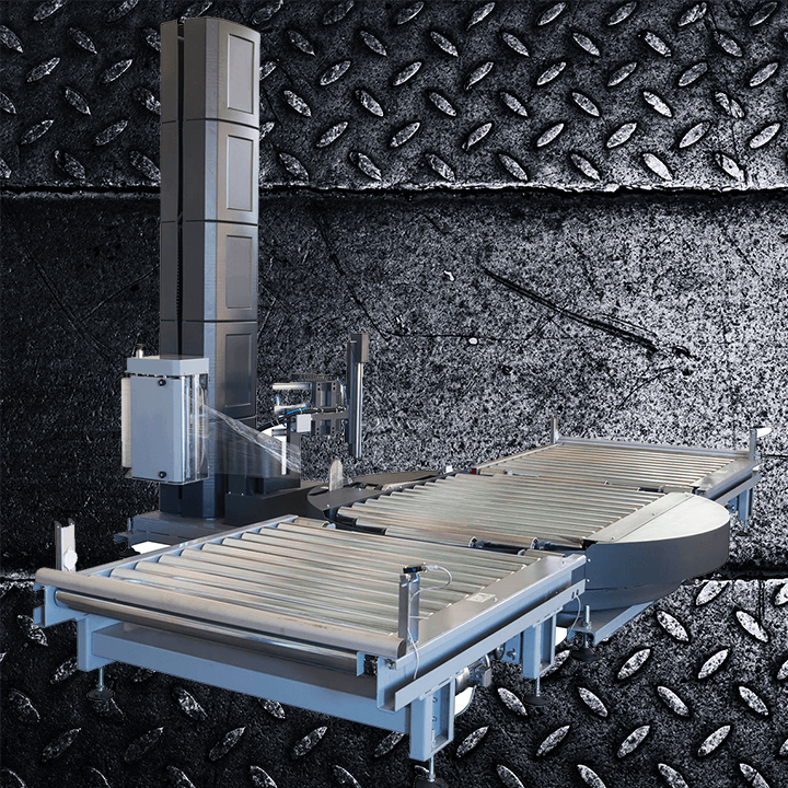 Automated Pallet Wrapping Systems main image