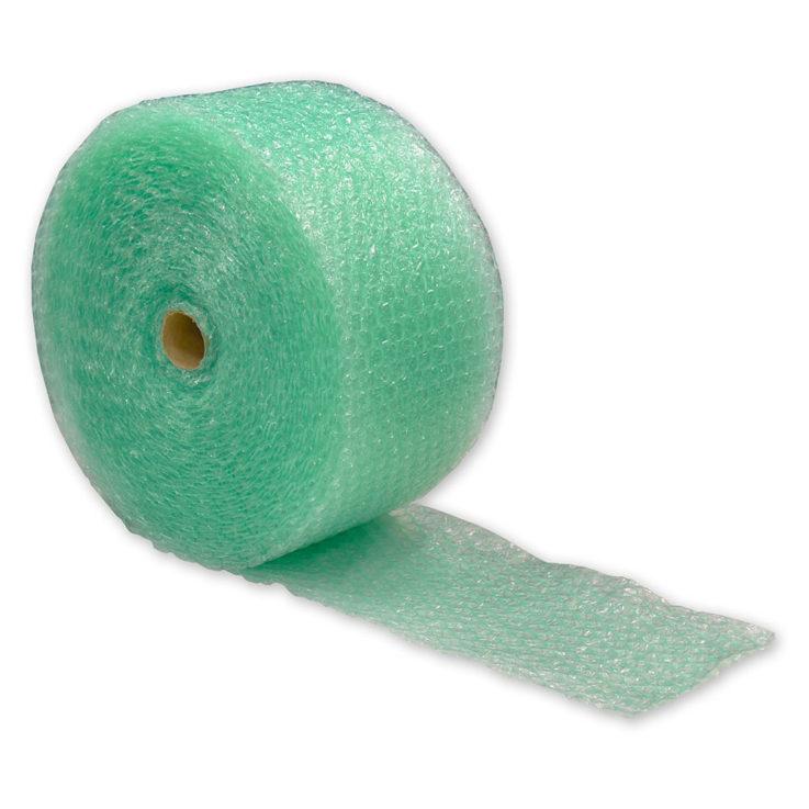 Biodegradable Bubble Wrap - 300mm Wide Large Bubble