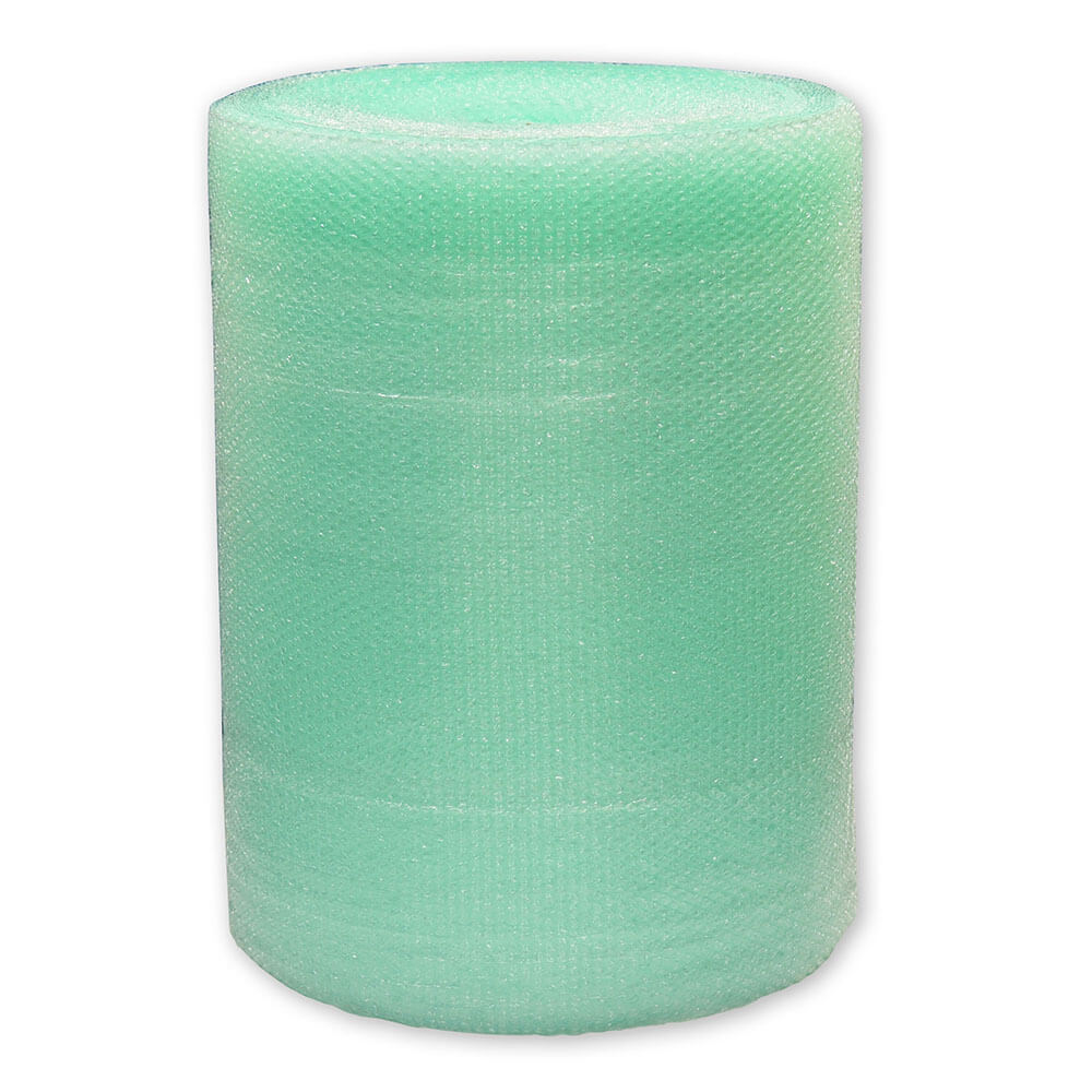 750mm Green Biodegradable Small Bubble Wrap
