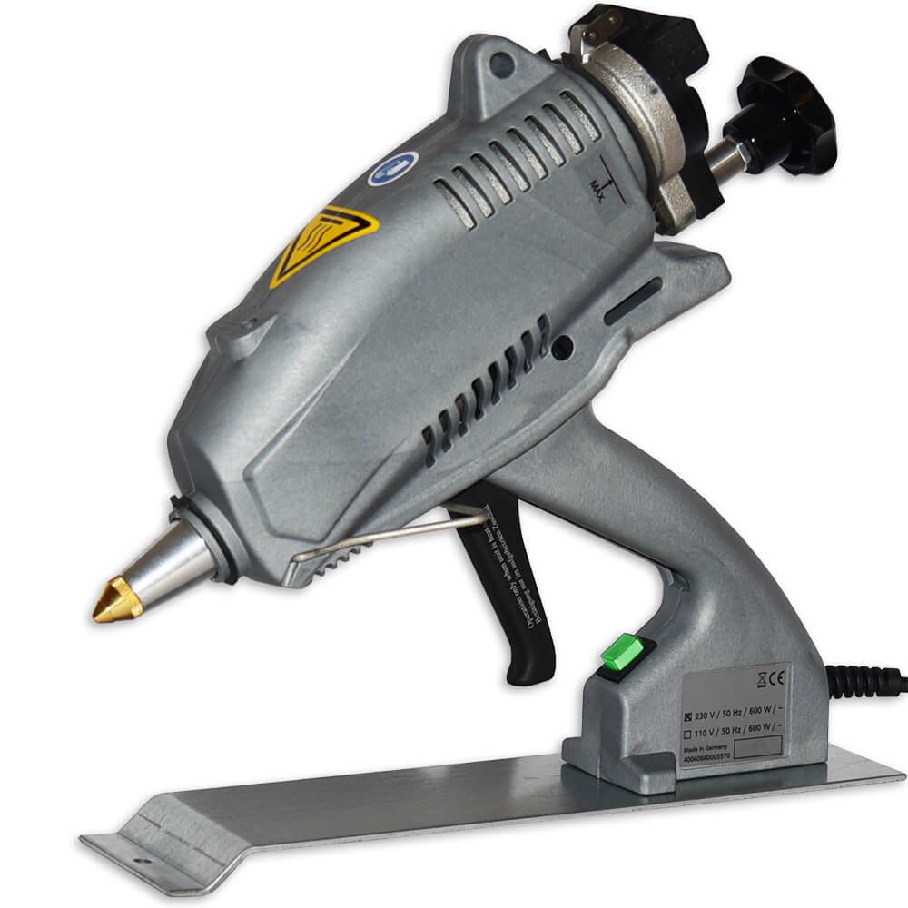 600W Hot Melt Tank Glue Gun for Glue Granules