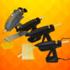 Industrial Grade Hot Melt Glue Guns & Glue