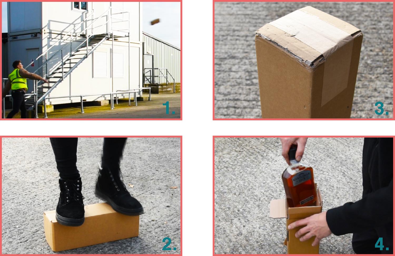 Actuspack Heavy Duty Bottle Pack - Very Strong