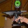Glue Gun on Spring Balence