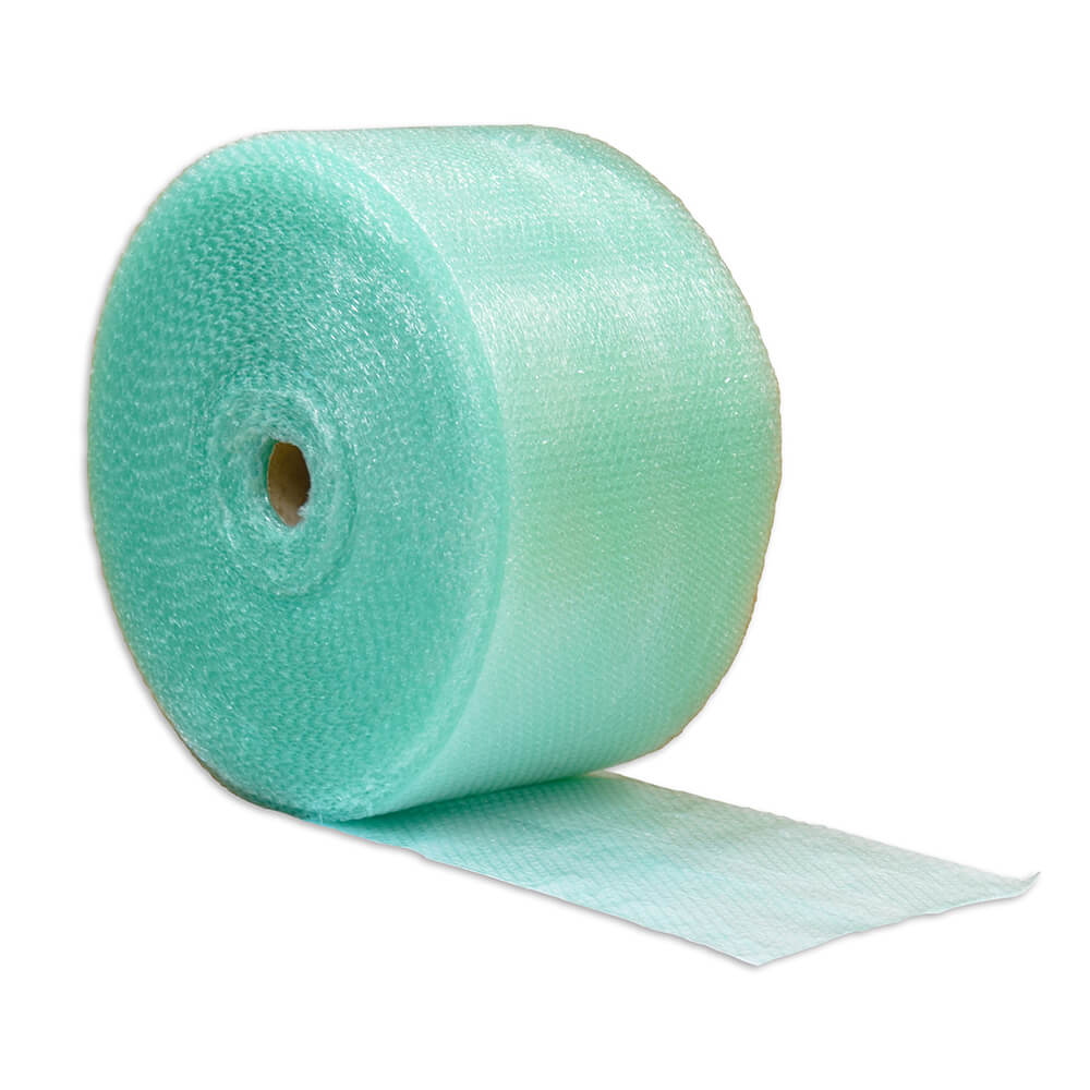 300mm Green Biodegradable Small Bubble Wrap