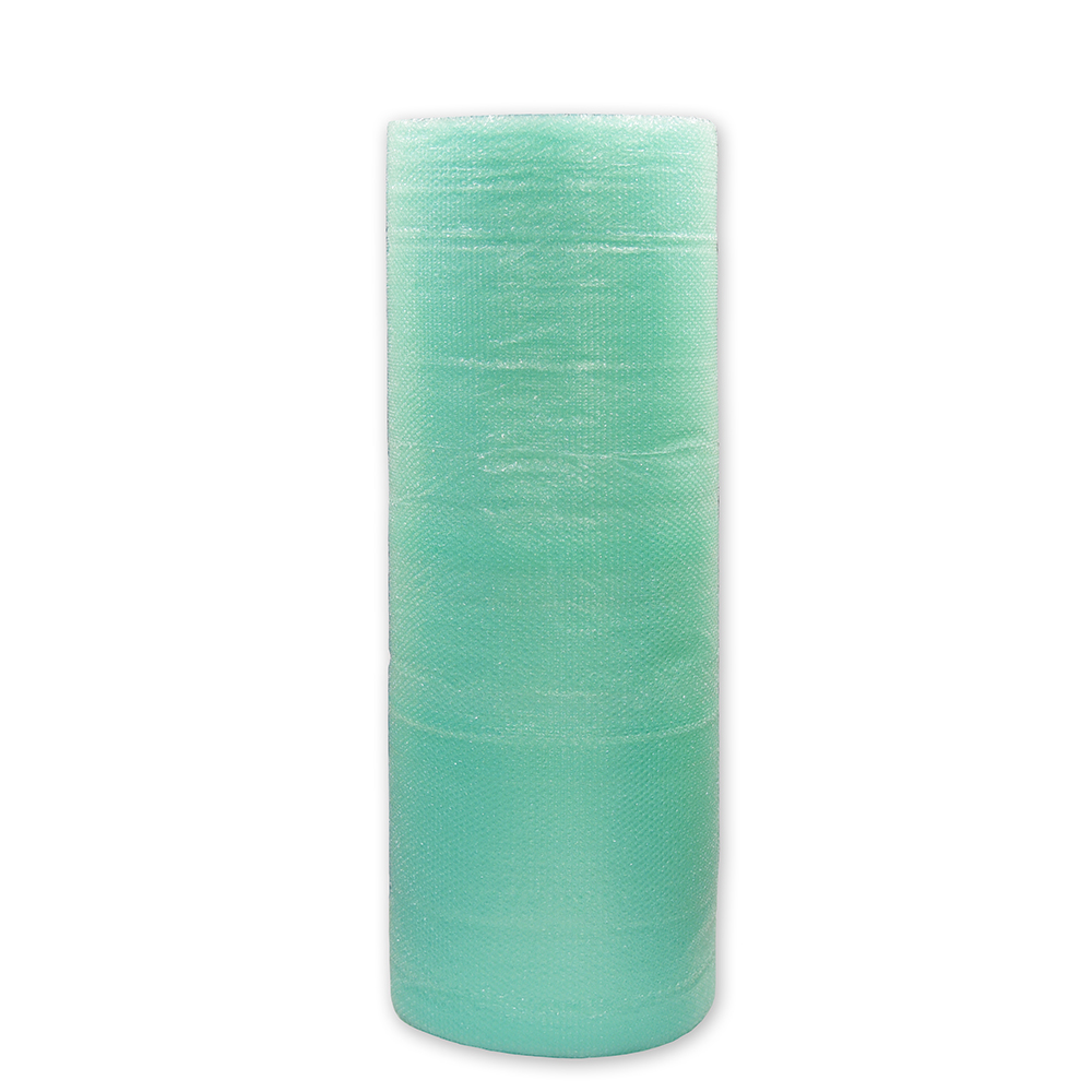 1500mm Green Biodegradable Small Bubble Wrap